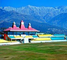 Gorgeous Panoramas of the Himalayas in Dharamsala