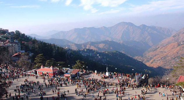 Shimla Kufri Sightseeing Tour Package